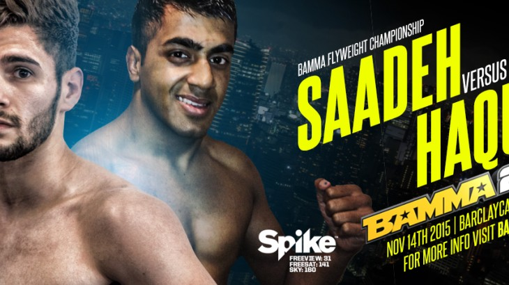More Bouts Added to BAMMA 23: Night of Champions