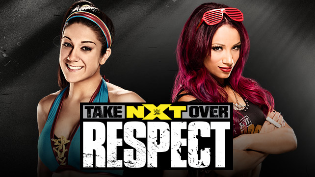 "NXT Takeover ""Respect"" Report – Bayley vs. Sasha Banks"