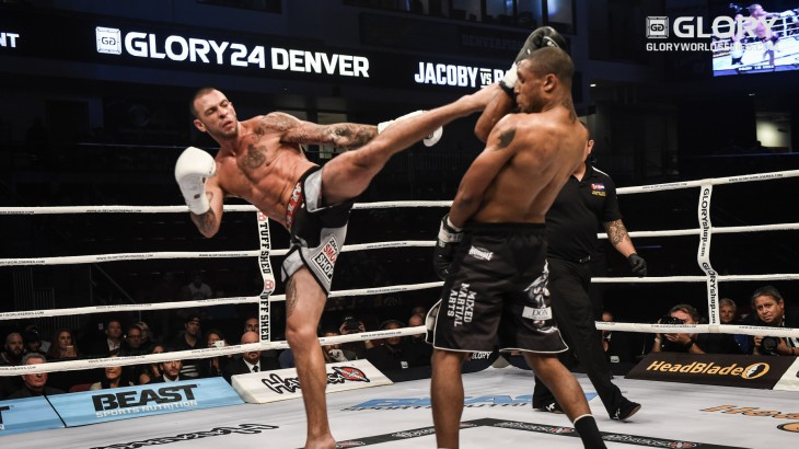 Results & Photos – GLORY 24 Denver: Schilling Stops Wilnis