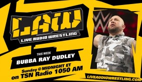 Oct. 25 Edition of The LAW feat. Hell in a Cell & Bubba Ray Dudley