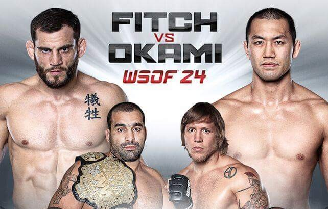 WSOF 24 Recap: Fitch Decisions Okami, WSOF 25: Lightweight Tournament on Newsmakers