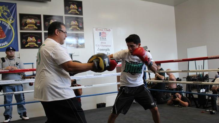 Joseph Diaz Jr. vs. Hugo Partida Set for Dec. 18 in Indio, CA.