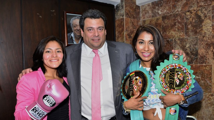 Ibeth 'Roca' Zamora Seeks to Fly Higher