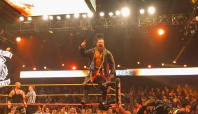 LAW Oct. 10 Update – James Storm Appears at NXT Tapings