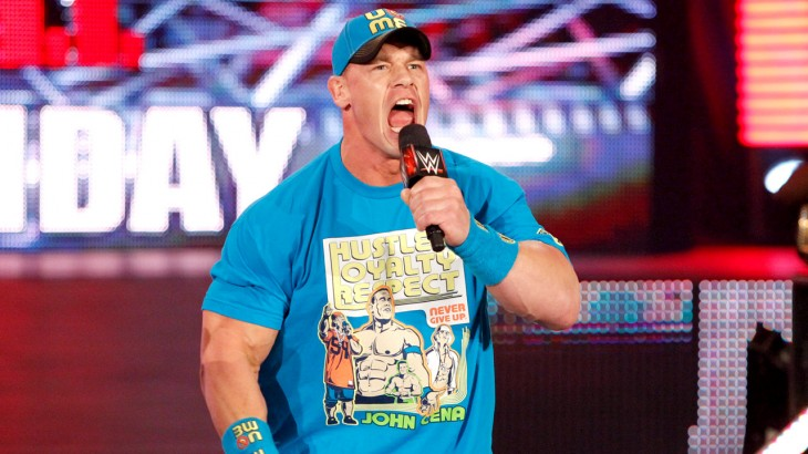LAW Oct. 2 Update – John Cena Expected To Take Time Off