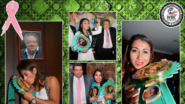 Yessica 'Kika' Chavez Letter to the WBC