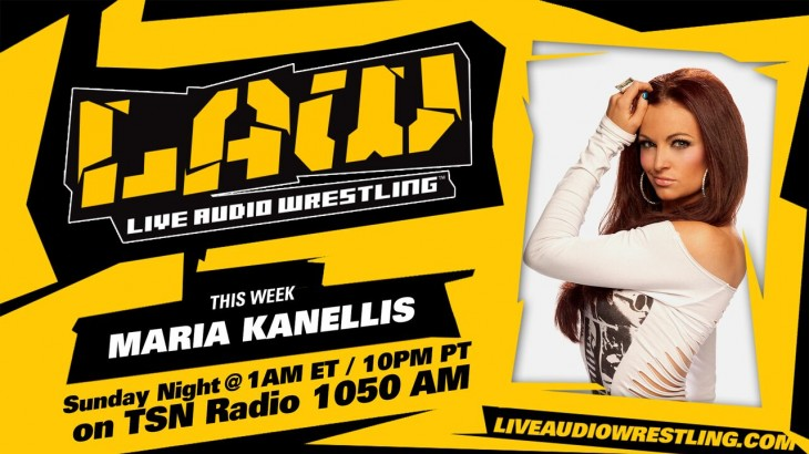 Oct. 11 Edition of The LAW feat. Maria Kanellis