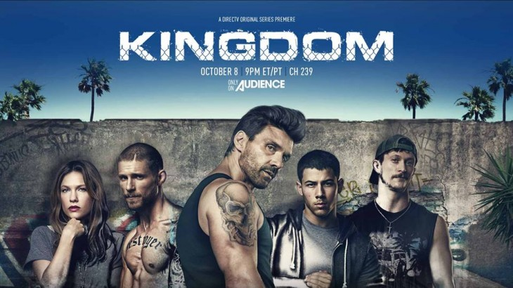Cast of MMA Drama 'Kingdom' to Appear on Friday's 'Inside MMA'