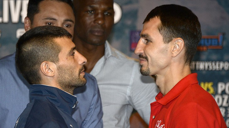 Matthysse vs. Postol Final Press Conference Quotes, Photos & Video