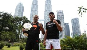 ONE: Tigers of Asia LIVE on Fight Network Weigh-in Results & Photos from Malaysia
