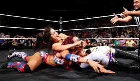 LAW Oct. 7 Update – Bayley vs. Sasha Banks at NXT Takeover Tonight