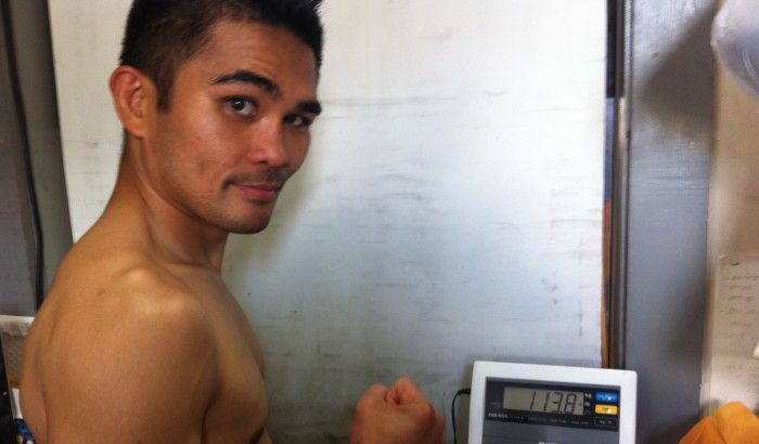 Viloria in Top Shape Seven Days Out from 'Chocolatito' Crunch