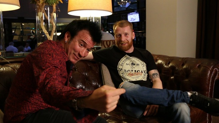 armBAR: A Pint with Paddy Holohan – Extended Cut