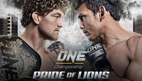 New Bouts Set for ONE Championship: Pride of Lions on Nov. 13
