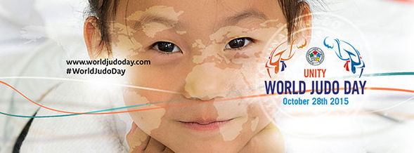 October 28 – World Judo Day 2015 – Judo Unites the World