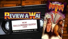 Review-A-Wai – WCW Halloween Havoc '93