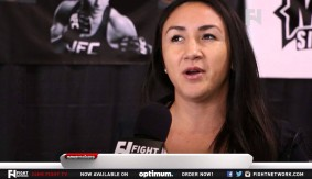 Carla Esparza Speaks About Her Time Off, Training at Team Oyama and More