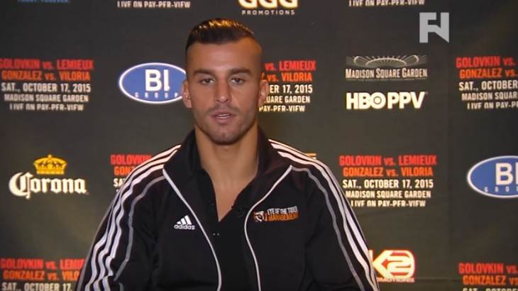 "HBO PPV: David Lemieux on Gennady Golovkin – ""The Most Important Thing in This Fight is to Win"""