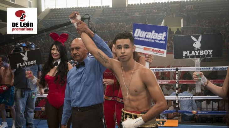 De Leon Promotions Boxers Fighting for Pride