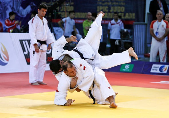 IJF Judo World Championships 2015 Abu Dhabi Day 4 Recap & Photos