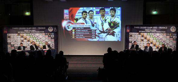 IJF Judo Paris Grand Slam 2015 Preview