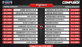 $2,000 Throwdown Fantasy Boxing Game for Golovkin vs. Lemieux