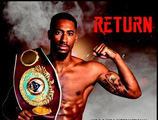 Demetrius Andrade to Return with a Vengeance on Oct. 17 in Connecticut