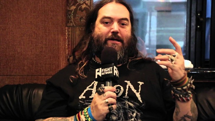 Fight+Music:  Soulfly's Max Cavalera