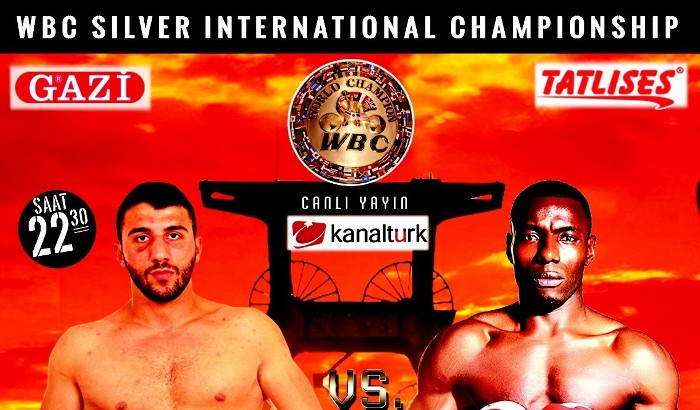 Turkish Avni Yildirim Defends WBC International Silver Title on Oct. 11 in Germany