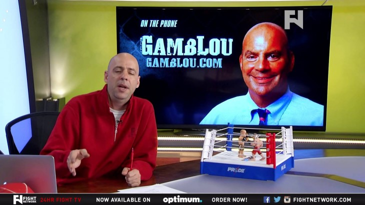MMA Meltdown with Gabriel Morency – GambLou and Joey Oddessa on UFC Dublin
