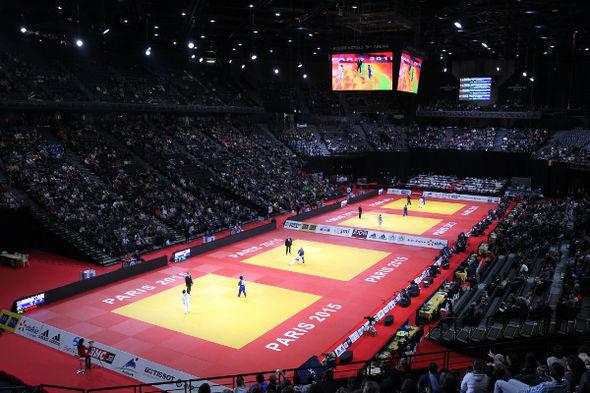 IJF Judo Grand Slam Paris Day 1 Recap & Photos