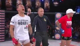 Video – Bellator MMA: Foundations with Eduardo Dantas
