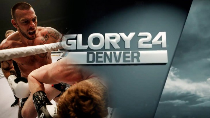 Video – Countdown to GLORY 24 Denver Full Show
