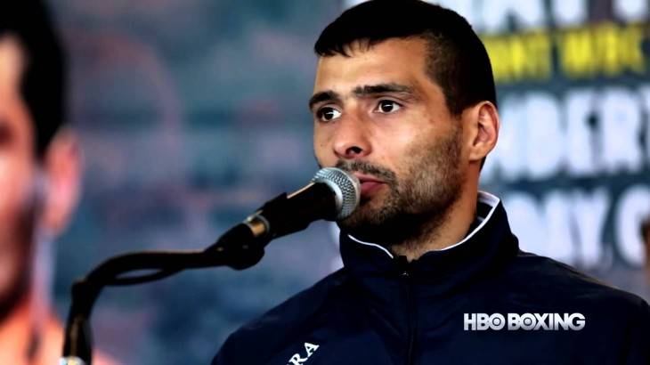 Video – HBO Boxing: Matthysse vs. Postol Final Presser Recap