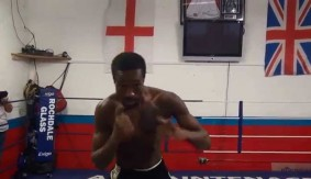 Video – John 'Apollo Kidd' Thompson Media Workout
