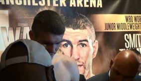 Video – John Thompson vs. Liam Smith Weigh-ins
