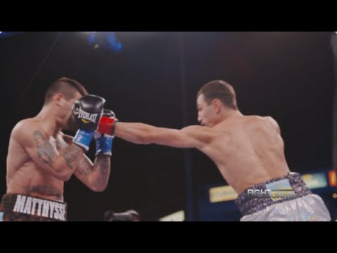 Video – The Fight Game: Look Back at Matthysse vs. Postol