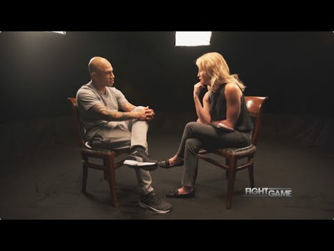 Video – The Fight Game: Michelle Beadle 1-on-1 with Miguel Cotto