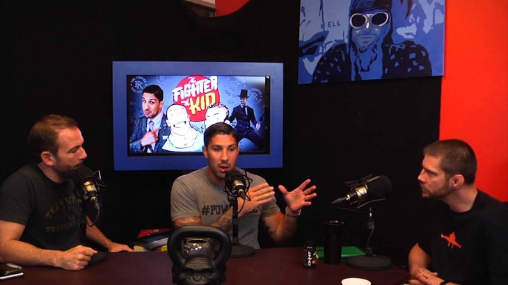 Video – The Fighter and The Kid: Duane Ludwig in Studio