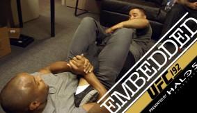 Video – UFC 192 Embedded: Vlog Episode 3