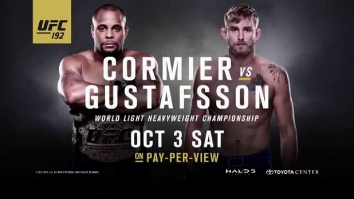 Video – UFC 192: Joe Rogan Previews Cormier vs. Gustafsson