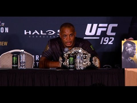 Video – UFC 192: Post-Fight Press Conference Highlights
