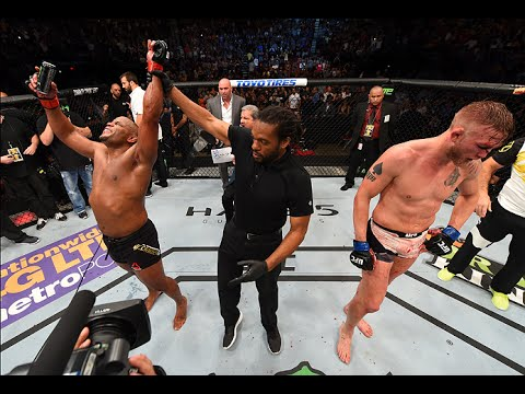 Video – UFC 192: The Thrill and the Agony