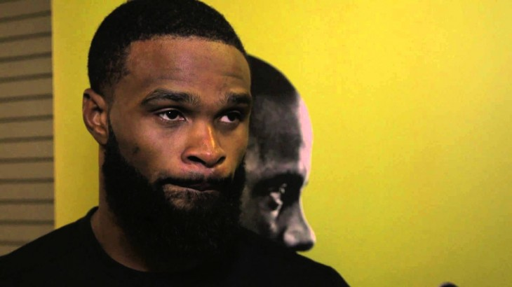 Video – UFC 192: Tyron Woodley Reacts to Hendricks Withdrawal