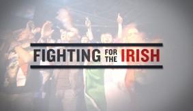Video – UFC Fight Night Dublin: Fighting for the Irish