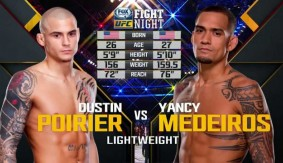 Video – UFC Fight Night Dublin Free Fight: Dustin Poirier vs. Yancy Medeiros