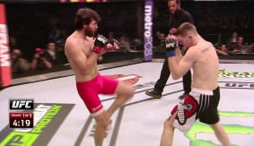 Video – UFC Fight Night Dublin Free Fight: Joseph Duffy vs. Jake Lindsey