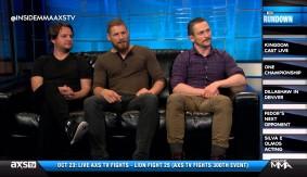 Videos – Inside MMA: Cast of Kingdom, Ryan Bader