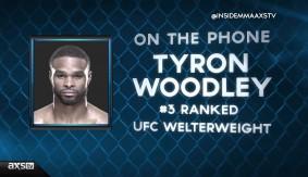 Videos – Inside MMA: Tyron Woodley, Ricardo Lamas, Amy Dardashtian