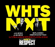 Oct. 8 Edition of whtsNXT – Takeover: RESPECT